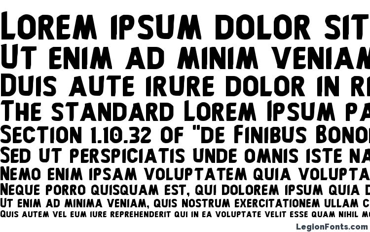specimens Bronic font, sample Bronic font, an example of writing Bronic font, review Bronic font, preview Bronic font, Bronic font