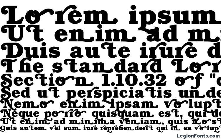 specimens BrookmanSwash Bold font, sample BrookmanSwash Bold font, an example of writing BrookmanSwash Bold font, review BrookmanSwash Bold font, preview BrookmanSwash Bold font, BrookmanSwash Bold font