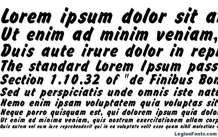 specimens BrushHand Regular font, sample BrushHand Regular font, an example of writing BrushHand Regular font, review BrushHand Regular font, preview BrushHand Regular font, BrushHand Regular font