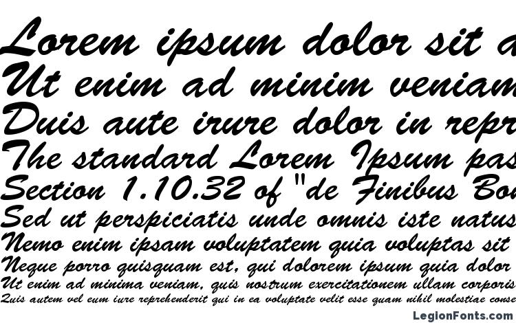 specimens BrushScriptStd font, sample BrushScriptStd font, an example of writing BrushScriptStd font, review BrushScriptStd font, preview BrushScriptStd font, BrushScriptStd font