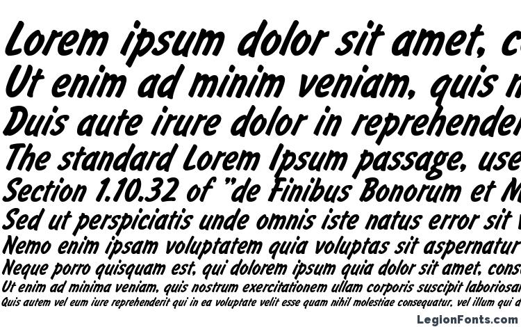 specimens Brushty1 font, sample Brushty1 font, an example of writing Brushty1 font, review Brushty1 font, preview Brushty1 font, Brushty1 font