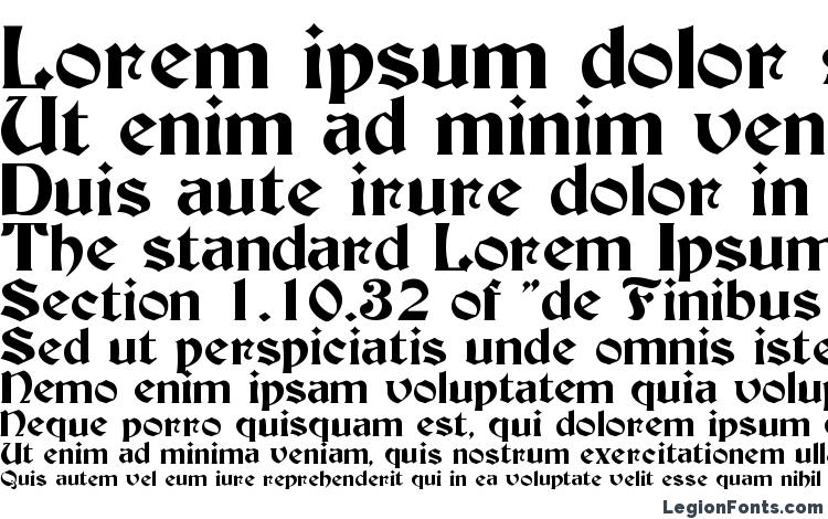 specimens Buckingham Regular font, sample Buckingham Regular font, an example of writing Buckingham Regular font, review Buckingham Regular font, preview Buckingham Regular font, Buckingham Regular font