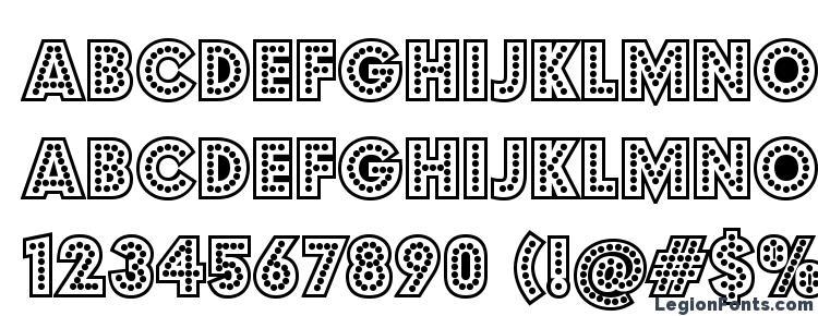 глифы шрифта BudmoJigglish Regular, символы шрифта BudmoJigglish Regular, символьная карта шрифта BudmoJigglish Regular, предварительный просмотр шрифта BudmoJigglish Regular, алфавит шрифта BudmoJigglish Regular, шрифт BudmoJigglish Regular