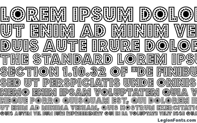 specimens BudmoJigglish Regular font, sample BudmoJigglish Regular font, an example of writing BudmoJigglish Regular font, review BudmoJigglish Regular font, preview BudmoJigglish Regular font, BudmoJigglish Regular font