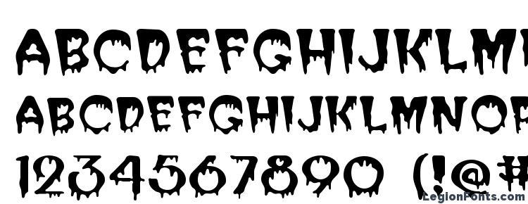 glyphs Bugaboo SSi font, сharacters Bugaboo SSi font, symbols Bugaboo SSi font, character map Bugaboo SSi font, preview Bugaboo SSi font, abc Bugaboo SSi font, Bugaboo SSi font