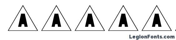 Bullets3 Font, Icons Fonts