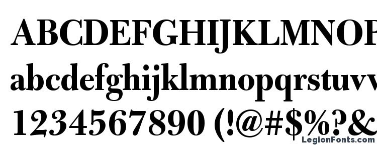 glyphs Bulmer MT Display Bold font, сharacters Bulmer MT Display Bold font, symbols Bulmer MT Display Bold font, character map Bulmer MT Display Bold font, preview Bulmer MT Display Bold font, abc Bulmer MT Display Bold font, Bulmer MT Display Bold font
