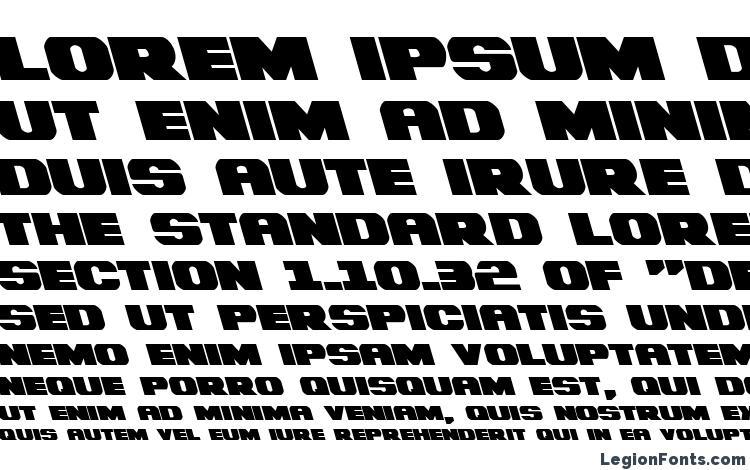 specimens Bummer Leftalic font, sample Bummer Leftalic font, an example of writing Bummer Leftalic font, review Bummer Leftalic font, preview Bummer Leftalic font, Bummer Leftalic font