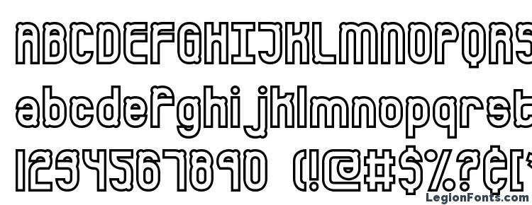 глифы шрифта Bumped BRK, символы шрифта Bumped BRK, символьная карта шрифта Bumped BRK, предварительный просмотр шрифта Bumped BRK, алфавит шрифта Bumped BRK, шрифт Bumped BRK