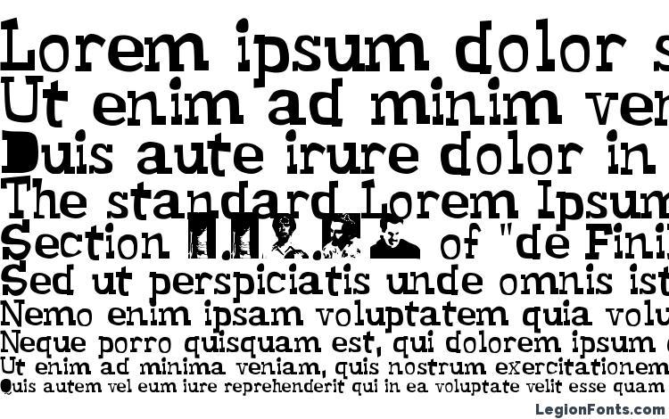 specimens Buscemi font, sample Buscemi font, an example of writing Buscemi font, review Buscemi font, preview Buscemi font, Buscemi font