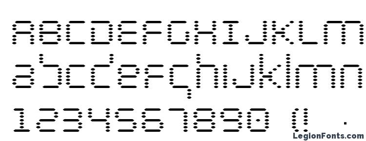glyphs Byte Police font, сharacters Byte Police font, symbols Byte Police font, character map Byte Police font, preview Byte Police font, abc Byte Police font, Byte Police font