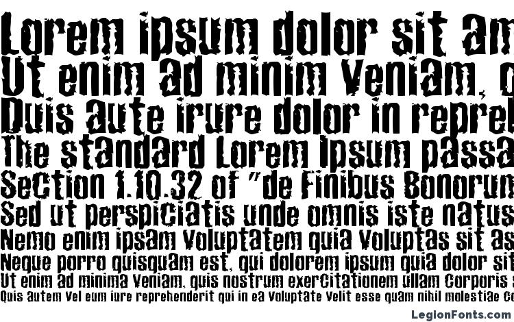 specimens Cabeen crappy font, sample Cabeen crappy font, an example of writing Cabeen crappy font, review Cabeen crappy font, preview Cabeen crappy font, Cabeen crappy font