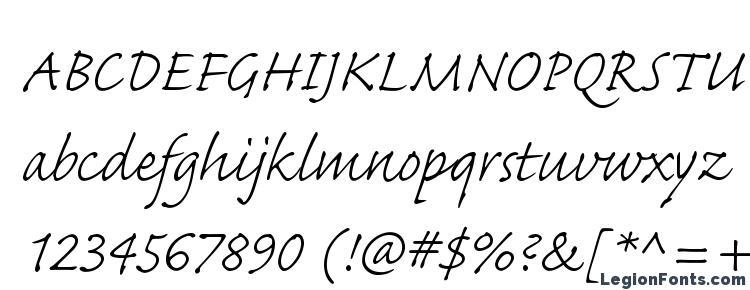 глифы шрифта CaflischScriptPro Light, символы шрифта CaflischScriptPro Light, символьная карта шрифта CaflischScriptPro Light, предварительный просмотр шрифта CaflischScriptPro Light, алфавит шрифта CaflischScriptPro Light, шрифт CaflischScriptPro Light