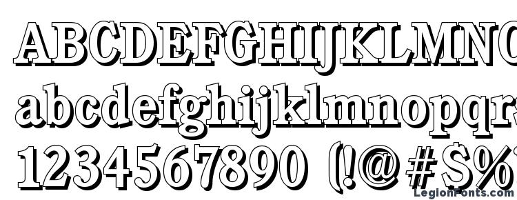 glyphs CalgaryShadow Medium Regular font, сharacters CalgaryShadow Medium Regular font, symbols CalgaryShadow Medium Regular font, character map CalgaryShadow Medium Regular font, preview CalgaryShadow Medium Regular font, abc CalgaryShadow Medium Regular font, CalgaryShadow Medium Regular font