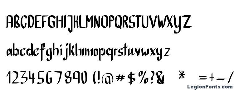 глифы шрифта CalliBrush, символы шрифта CalliBrush, символьная карта шрифта CalliBrush, предварительный просмотр шрифта CalliBrush, алфавит шрифта CalliBrush, шрифт CalliBrush
