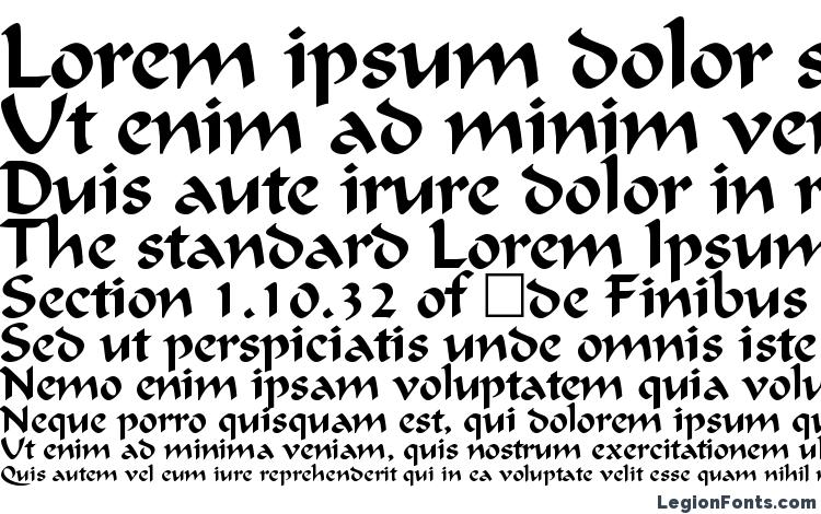 образцы шрифта Calligraphic Regular, образец шрифта Calligraphic Regular, пример написания шрифта Calligraphic Regular, просмотр шрифта Calligraphic Regular, предосмотр шрифта Calligraphic Regular, шрифт Calligraphic Regular