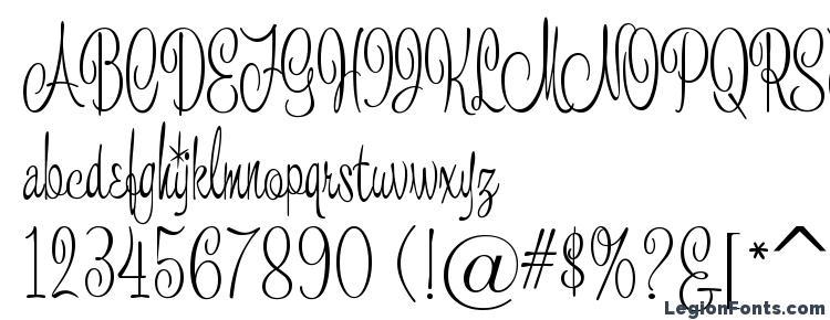 glyphs Campanella font, сharacters Campanella font, symbols Campanella font, character map Campanella font, preview Campanella font, abc Campanella font, Campanella font
