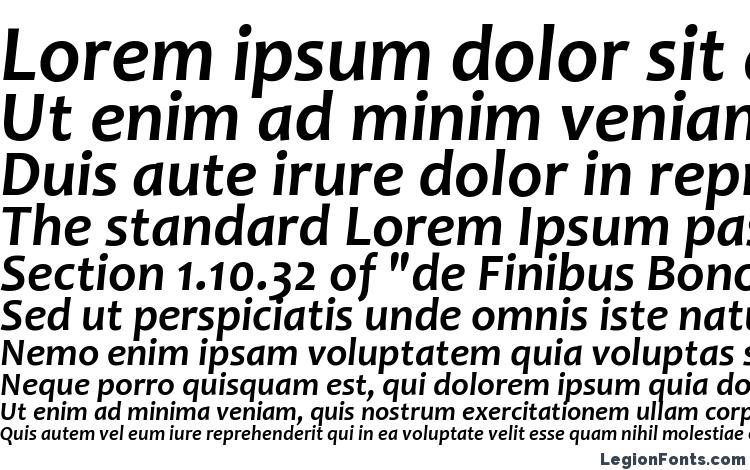 specimens Candara Bold Italic font, sample Candara Bold Italic font, an example of writing Candara Bold Italic font, review Candara Bold Italic font, preview Candara Bold Italic font, Candara Bold Italic font