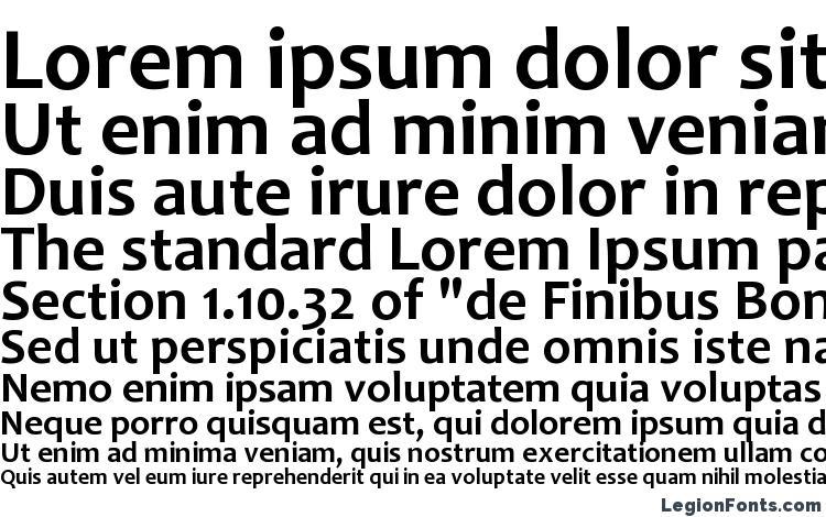 Candara Bold Font Download Free / LegionFonts