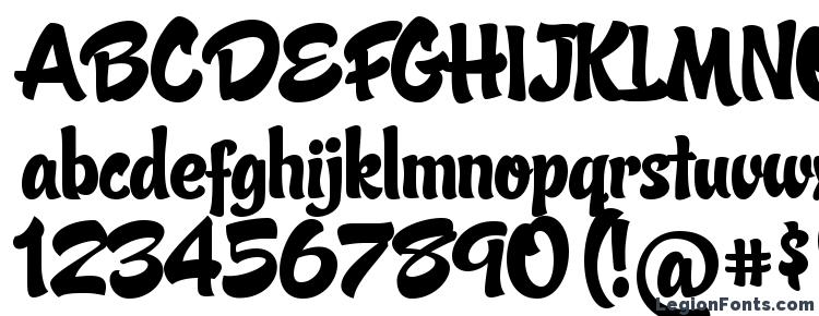 glyphs Candy Script font, сharacters Candy Script font, symbols Candy Script font, character map Candy Script font, preview Candy Script font, abc Candy Script font, Candy Script font