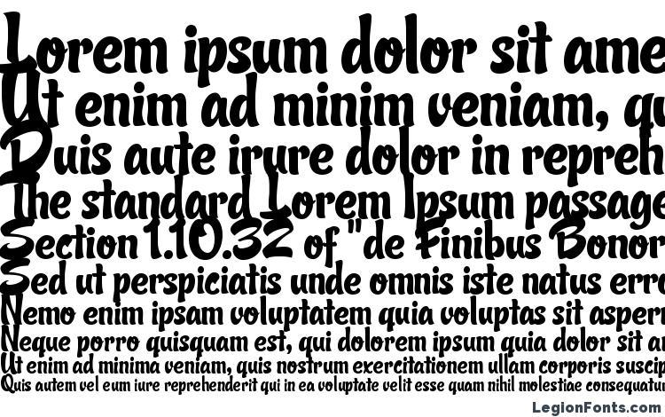 specimens Candy Script font, sample Candy Script font, an example of writing Candy Script font, review Candy Script font, preview Candy Script font, Candy Script font