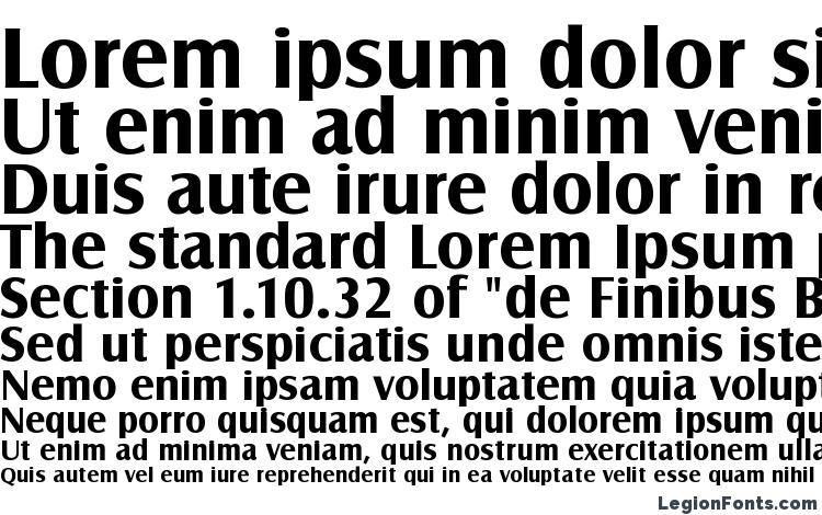 specimens Canossa Bold font, sample Canossa Bold font, an example of writing Canossa Bold font, review Canossa Bold font, preview Canossa Bold font, Canossa Bold font
