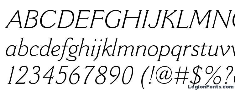 глифы шрифта CantoriaMTStd LightItalic, символы шрифта CantoriaMTStd LightItalic, символьная карта шрифта CantoriaMTStd LightItalic, предварительный просмотр шрифта CantoriaMTStd LightItalic, алфавит шрифта CantoriaMTStd LightItalic, шрифт CantoriaMTStd LightItalic