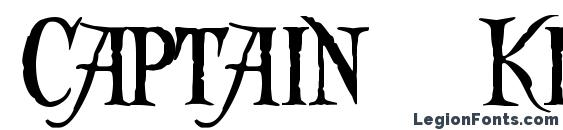 Captain Kidd Demo Font