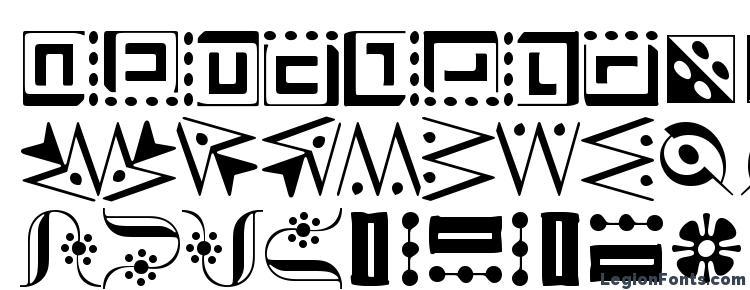 glyphs Caravan LH Three font, сharacters Caravan LH Three font, symbols Caravan LH Three font, character map Caravan LH Three font, preview Caravan LH Three font, abc Caravan LH Three font, Caravan LH Three font