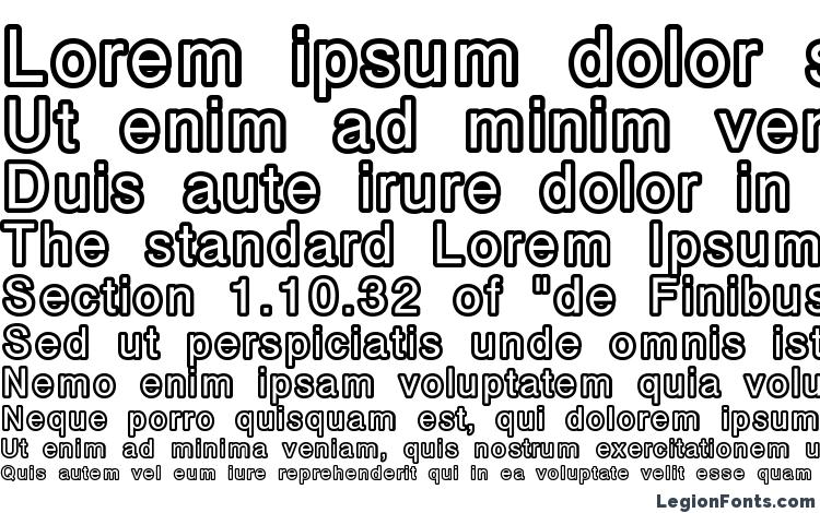 specimens Carbono font, sample Carbono font, an example of writing Carbono font, review Carbono font, preview Carbono font, Carbono font