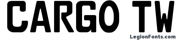 Cargo Two SF Font