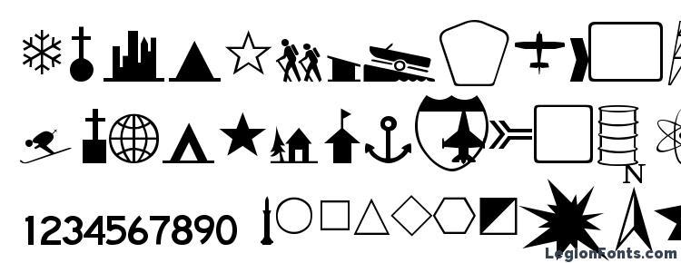 glyphs Carta font, сharacters Carta font, symbols Carta font, character map Carta font, preview Carta font, abc Carta font, Carta font