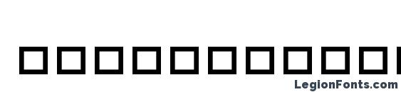 CaseStudyNoOne LT Bold Italic Alternate Font