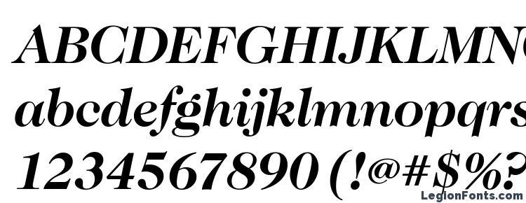 глифы шрифта Caslon BoldItalic, символы шрифта Caslon BoldItalic, символьная карта шрифта Caslon BoldItalic, предварительный просмотр шрифта Caslon BoldItalic, алфавит шрифта Caslon BoldItalic, шрифт Caslon BoldItalic