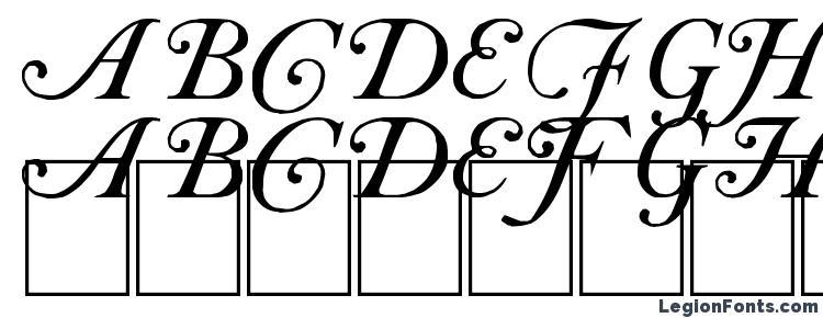 glyphs Caslon Initials font, сharacters Caslon Initials font, symbols Caslon Initials font, character map Caslon Initials font, preview Caslon Initials font, abc Caslon Initials font, Caslon Initials font