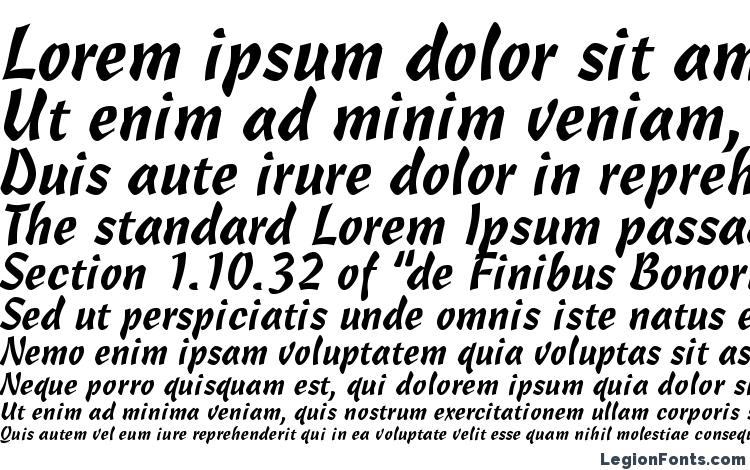specimens Cassock Regular DB font, sample Cassock Regular DB font, an example of writing Cassock Regular DB font, review Cassock Regular DB font, preview Cassock Regular DB font, Cassock Regular DB font