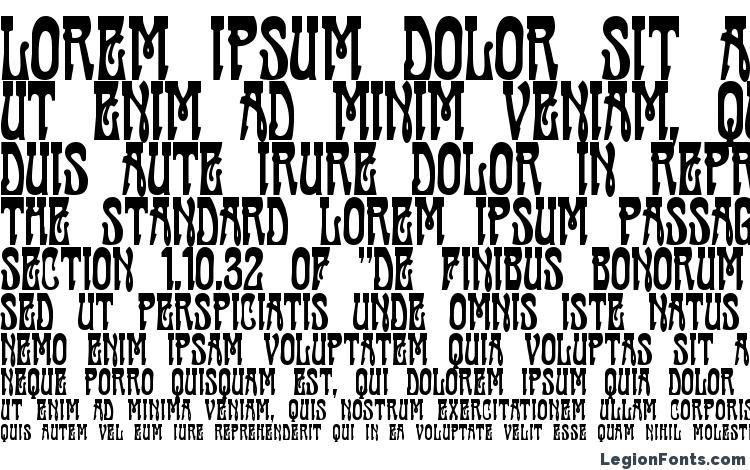 specimens Casting font, sample Casting font, an example of writing Casting font, review Casting font, preview Casting font, Casting font