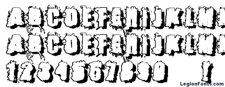 Catch 22 Font Download Free Legionfonts