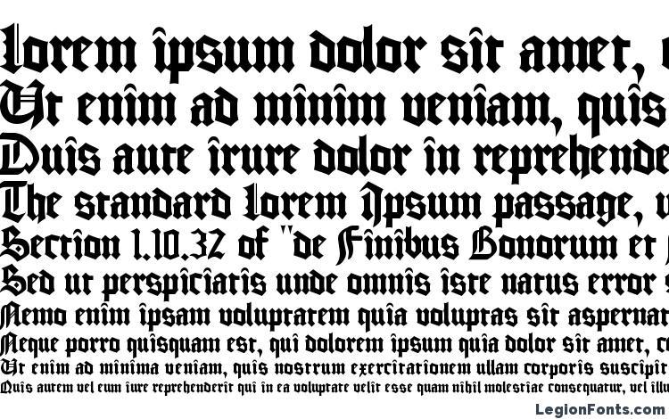 specimens Cathedral Normal font, sample Cathedral Normal font, an example of writing Cathedral Normal font, review Cathedral Normal font, preview Cathedral Normal font, Cathedral Normal font