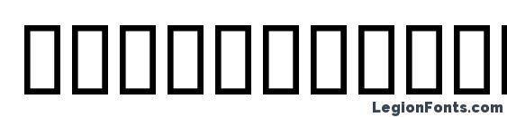 Centaur Expert MT Bold Italic Font