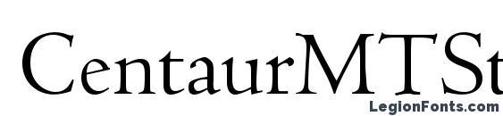 CentaurMTStd Font