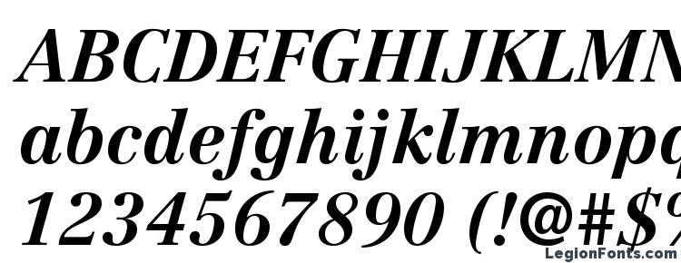glyphs CentennialLTStd BoldItalic font, сharacters CentennialLTStd BoldItalic font, symbols CentennialLTStd BoldItalic font, character map CentennialLTStd BoldItalic font, preview CentennialLTStd BoldItalic font, abc CentennialLTStd BoldItalic font, CentennialLTStd BoldItalic font