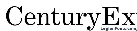 CenturyExpandedLTStd Font