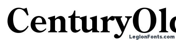 CenturyOldStyleStd Bold Font