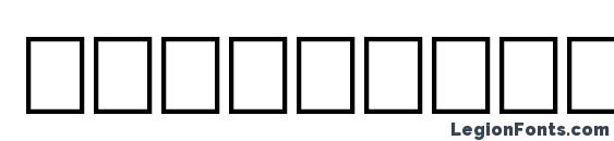 CGO Magistral Cyrillic Font
