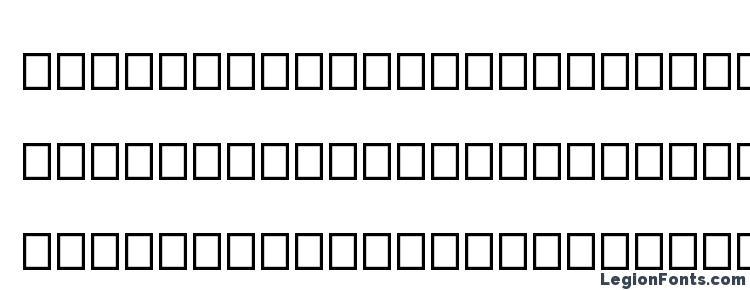 глифы шрифта Chancera Bold, символы шрифта Chancera Bold, символьная карта шрифта Chancera Bold, предварительный просмотр шрифта Chancera Bold, алфавит шрифта Chancera Bold, шрифт Chancera Bold