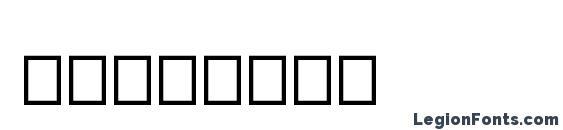 шрифт Chancera, бесплатный шрифт Chancera, предварительный просмотр шрифта Chancera