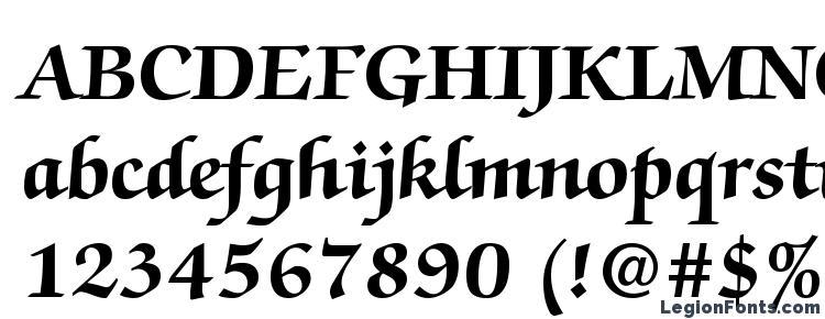 глифы шрифта Chancery Script Black SSi Bold, символы шрифта Chancery Script Black SSi Bold, символьная карта шрифта Chancery Script Black SSi Bold, предварительный просмотр шрифта Chancery Script Black SSi Bold, алфавит шрифта Chancery Script Black SSi Bold, шрифт Chancery Script Black SSi Bold
