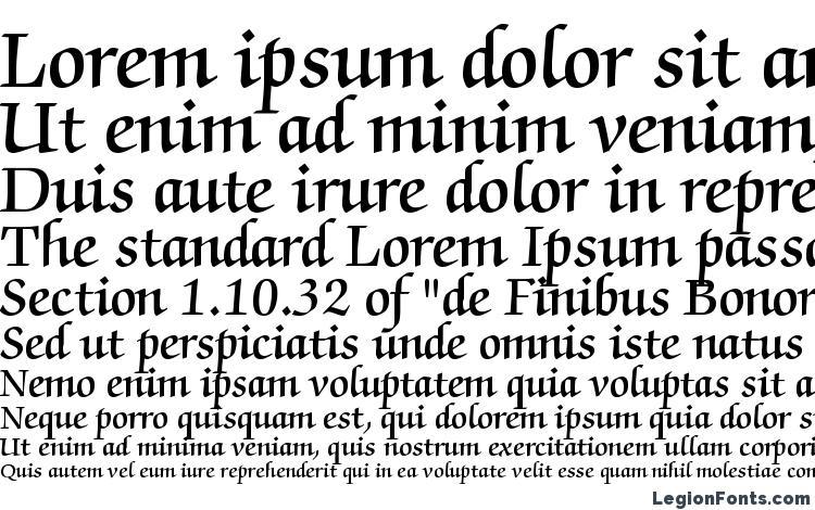specimens Chancery Script SSi Semi Bold font, sample Chancery Script SSi Semi Bold font, an example of writing Chancery Script SSi Semi Bold font, review Chancery Script SSi Semi Bold font, preview Chancery Script SSi Semi Bold font, Chancery Script SSi Semi Bold font