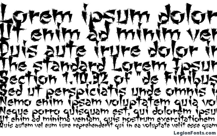 specimens ChangChangWoodcut font, sample ChangChangWoodcut font, an example of writing ChangChangWoodcut font, review ChangChangWoodcut font, preview ChangChangWoodcut font, ChangChangWoodcut font